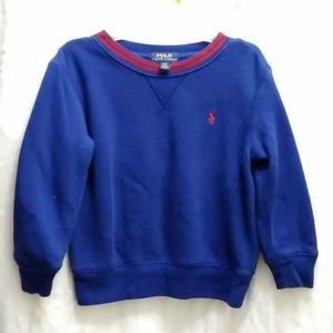 Boys Polo ralph lauren 3T Sweat shirt